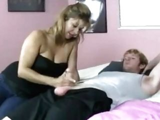 Nubile And Mummy Take Turns In Supah Oral Pleasure Joy