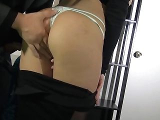 Flawless Tits Fucked By Manager