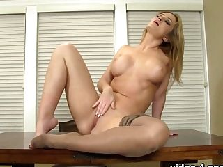 Silky Pantyhose Wishes - Angelasommers