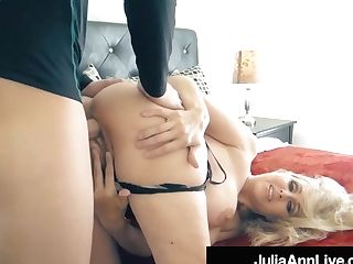 The Best Cougar In Porno Julia Ann Bangs A Total Pornography Newcomer