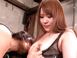 Finest Japanese Model Rinka Aiuchi In Fabulous Jav Uncensored Gonzo Scene