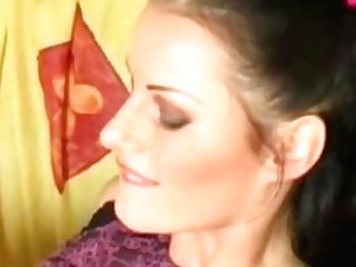 Big Tits Ponytail Czech Cougar Fucked Hard
