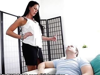 Mommyblowsbest German Stepmom Is In Charge!