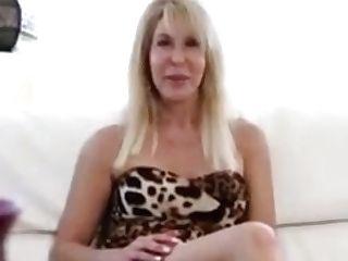 Erica Granny Gang-fuck