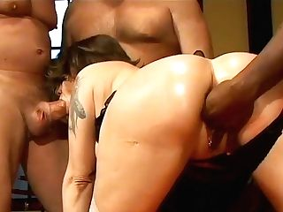 Sexperienced Hooker Kayla Quinn Group-fucked Cruelly