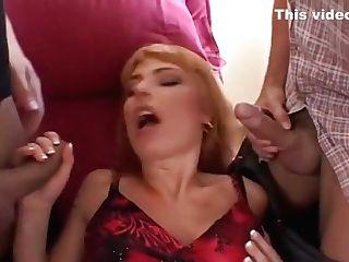 Best Pornographic Star In Finest Red-haired, Three Ways Xxx Movie