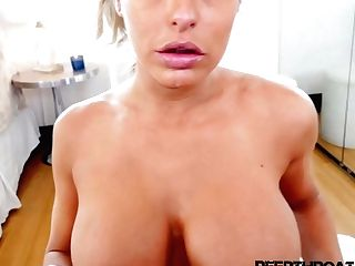 Corinne Blake In Bathroom Wank-off Material - Deepthroatsirens