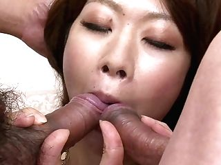 Voracious Mummy Superslut Rio Kagawa Is Buttfuck Fucked