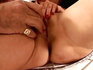 Sweet Tits Swapper Threesome For Dark-haired Swapper Wifey
