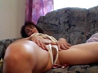 Cougar Gives A Onanism Private Flash