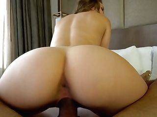 Ample Boobed And Big Bottomed Mummy Lena Paul Does Her Best In Hot Point Of View Scene